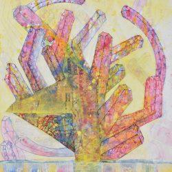 ADIOS BARQUITA VIEJA painting