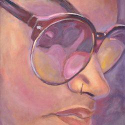 Anyelina painting