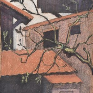 Sin título 8 painting