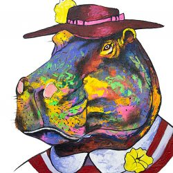 Hippopotamus Marquez