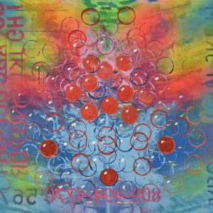 Explosión coralina painting