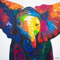 Ebony Painting