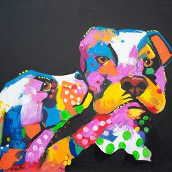Sweet Kisses Painting