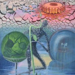 Serie descanso de la esperanza 5 painting