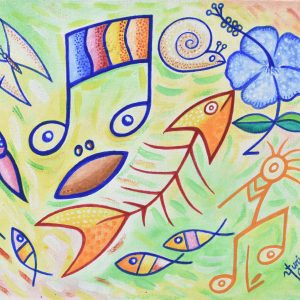 Folklorista painting