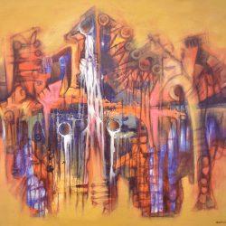 Encomienda painting