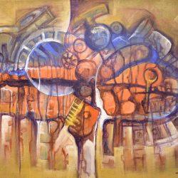 Rito de la Alcohoba painting