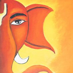 Lord Ganesh 1 Painting
