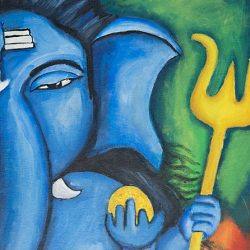 Lord Ganesh 2 Painting