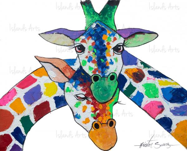 Colorful-Giraffes-Hector-Suarez