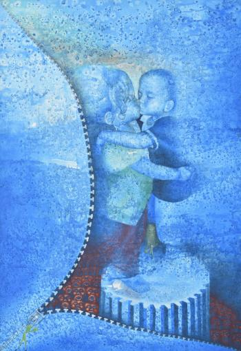 Amor libre painting
