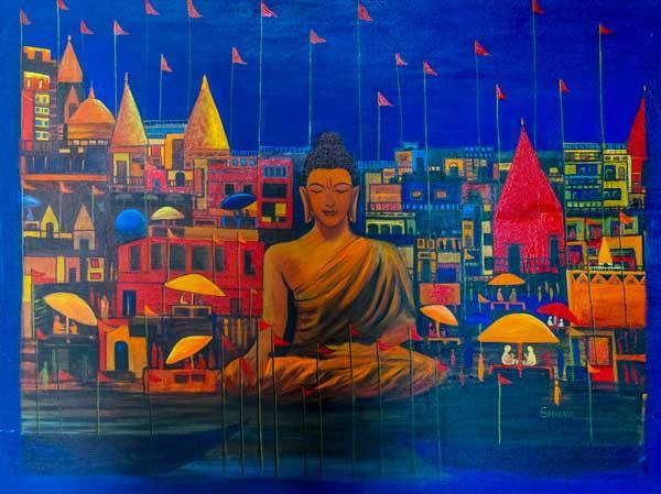Moksha painting