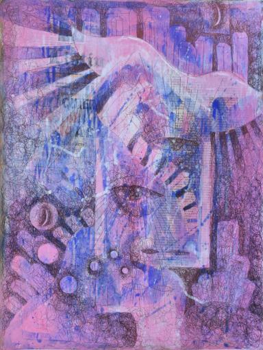 POETA ENAMORADO painting